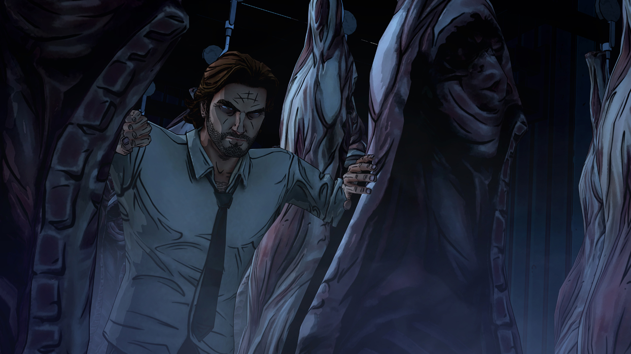 The Wolf Among Us Multilenguaje ESPAÑOL XBOX 360