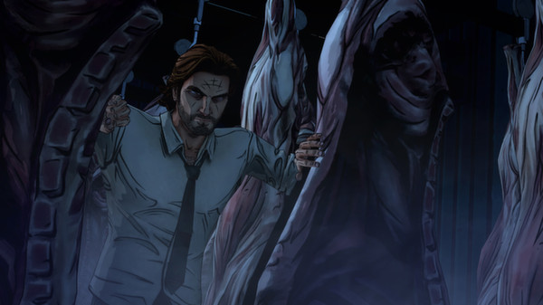 скриншот The Wolf Among Us 0