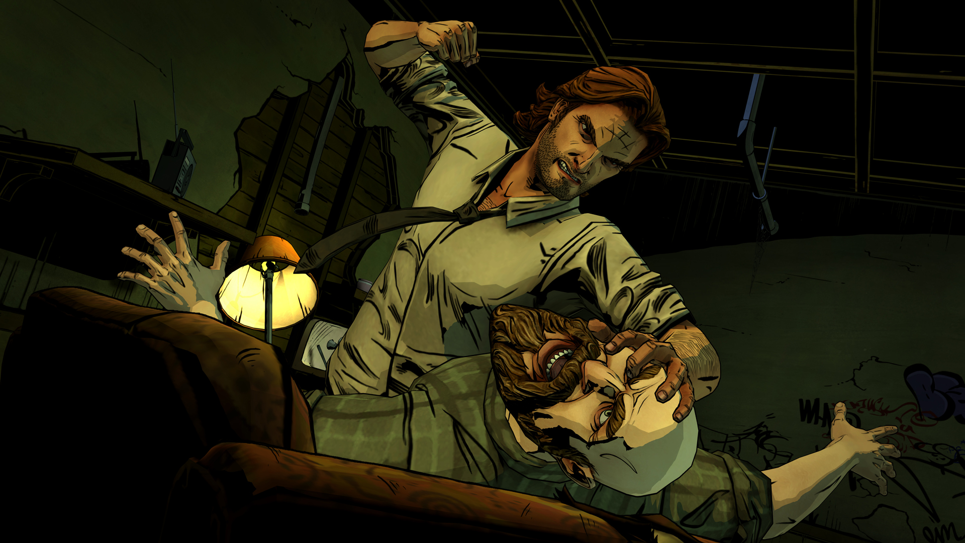 The Wolf Among Us (Complete) screenshot 2