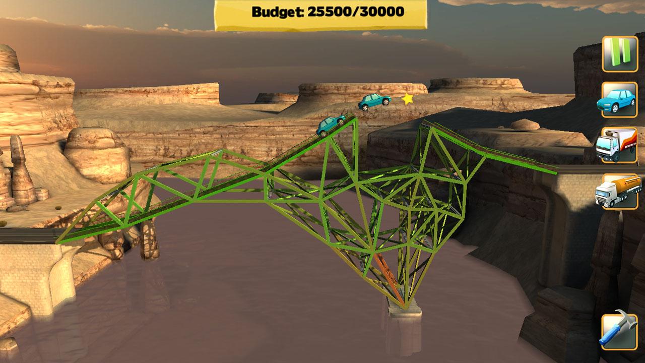 Bridge Constructor on Steam