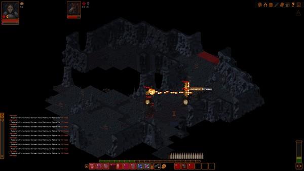 скриншот UnderRail 5