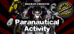 Paranautical Activity: Deluxe Atonement Edition cover art