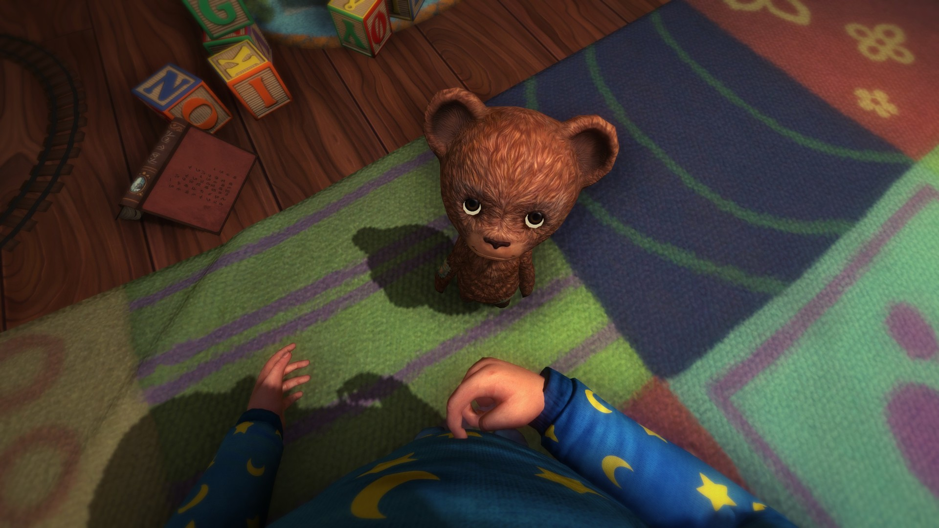 Among the Sleep screenshot 3