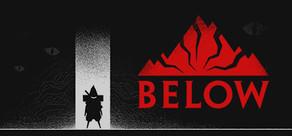 BELOW cover art