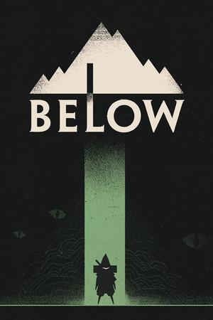 BELOW poster image on Steam Backlog