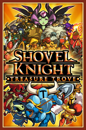 Shovel Knight: Treasure Trove poster image on Steam Backlog