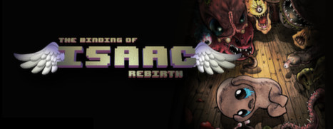 The Binding of Isaac: Rebirth - 以撒的燔祭:重生