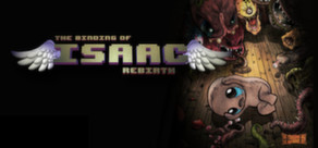 The Binding of Isaac: Rebirth cover art