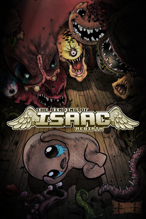 The Binding of Isaac: Rebirth poster image on Steam Backlog