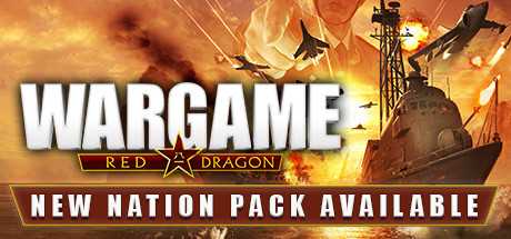 Wargame: Red Dragon cover art