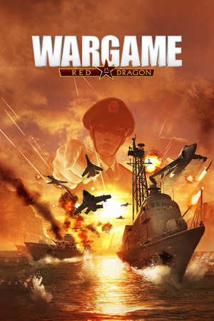 Wargame: Red Dragon poster image on Steam Backlog
