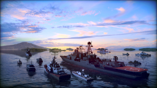 скриншот Wargame: Red Dragon 2