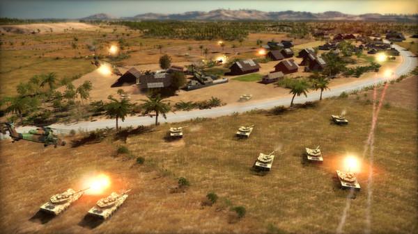 скриншот Wargame: Red Dragon 5