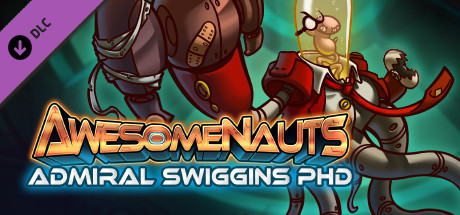 Awesomenauts Admiral Swiggins, PHD Skin