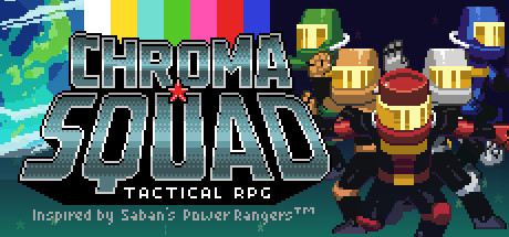 Chroma Squad cover art