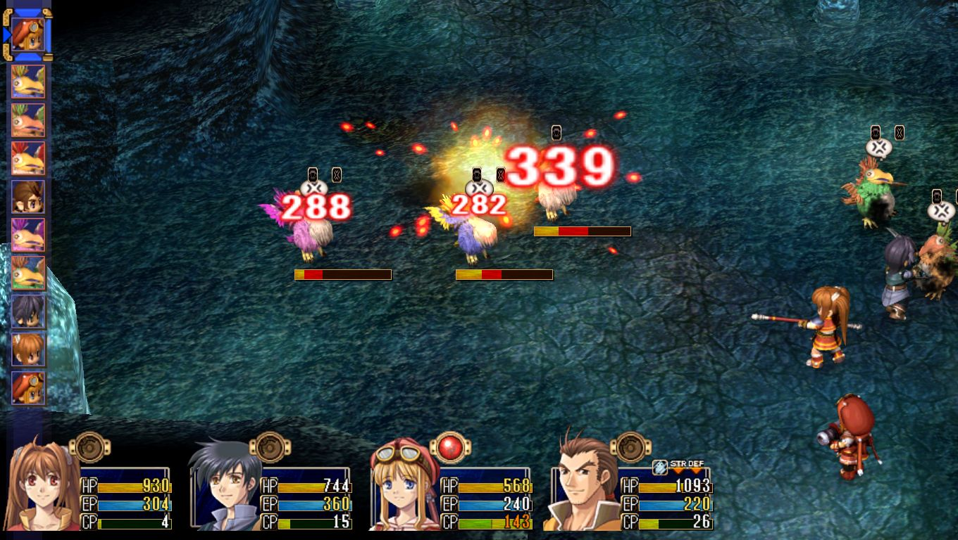 The Legend Of Heroes: Trails In The Sky screenshot 2