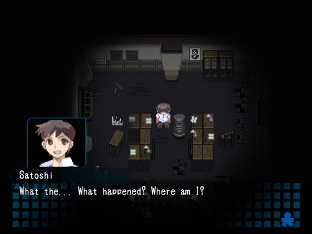 Screenshot of Corpse Party