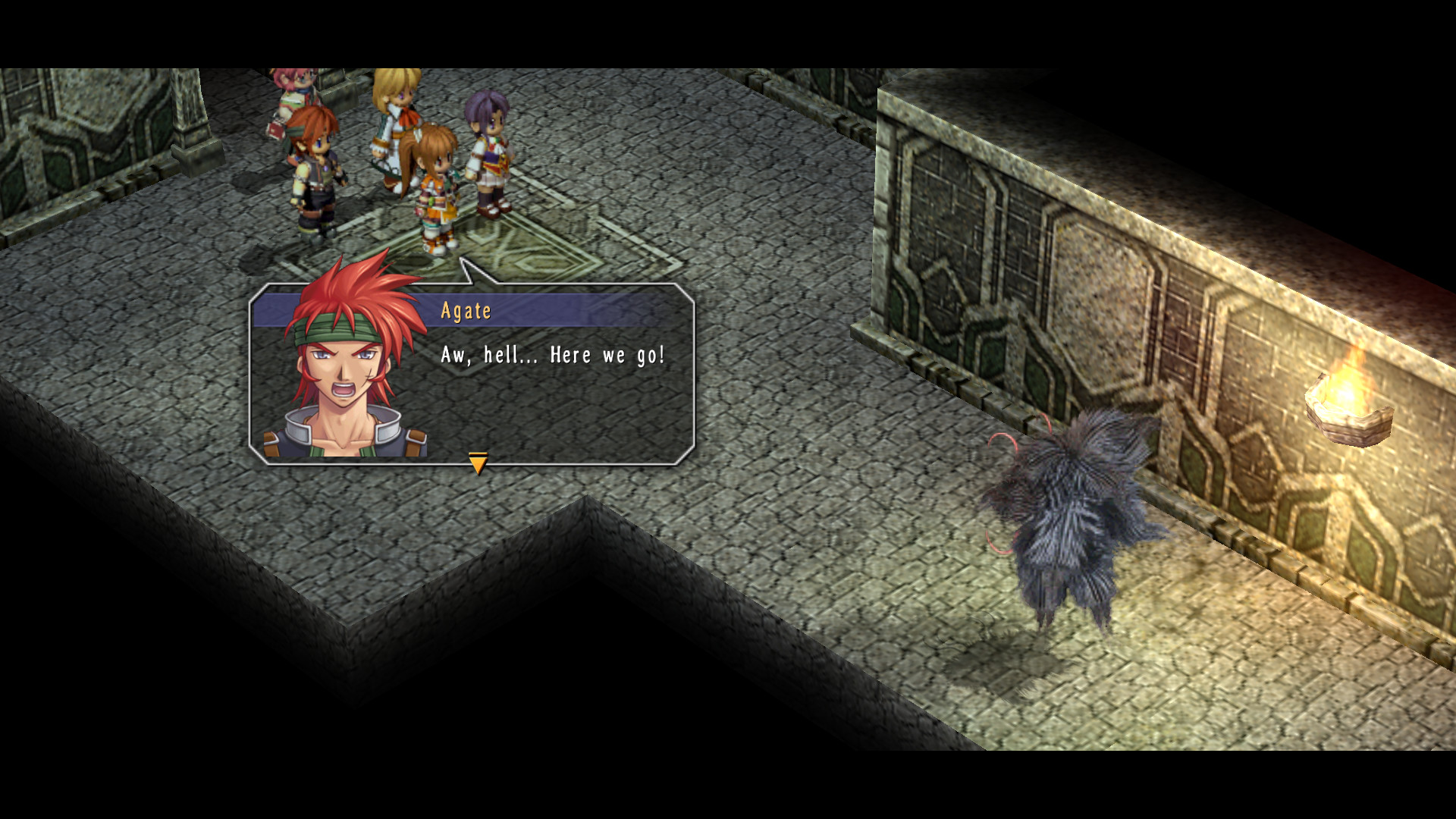 The Legend of Heroes: Trails in the Sky SC Screenshot 1