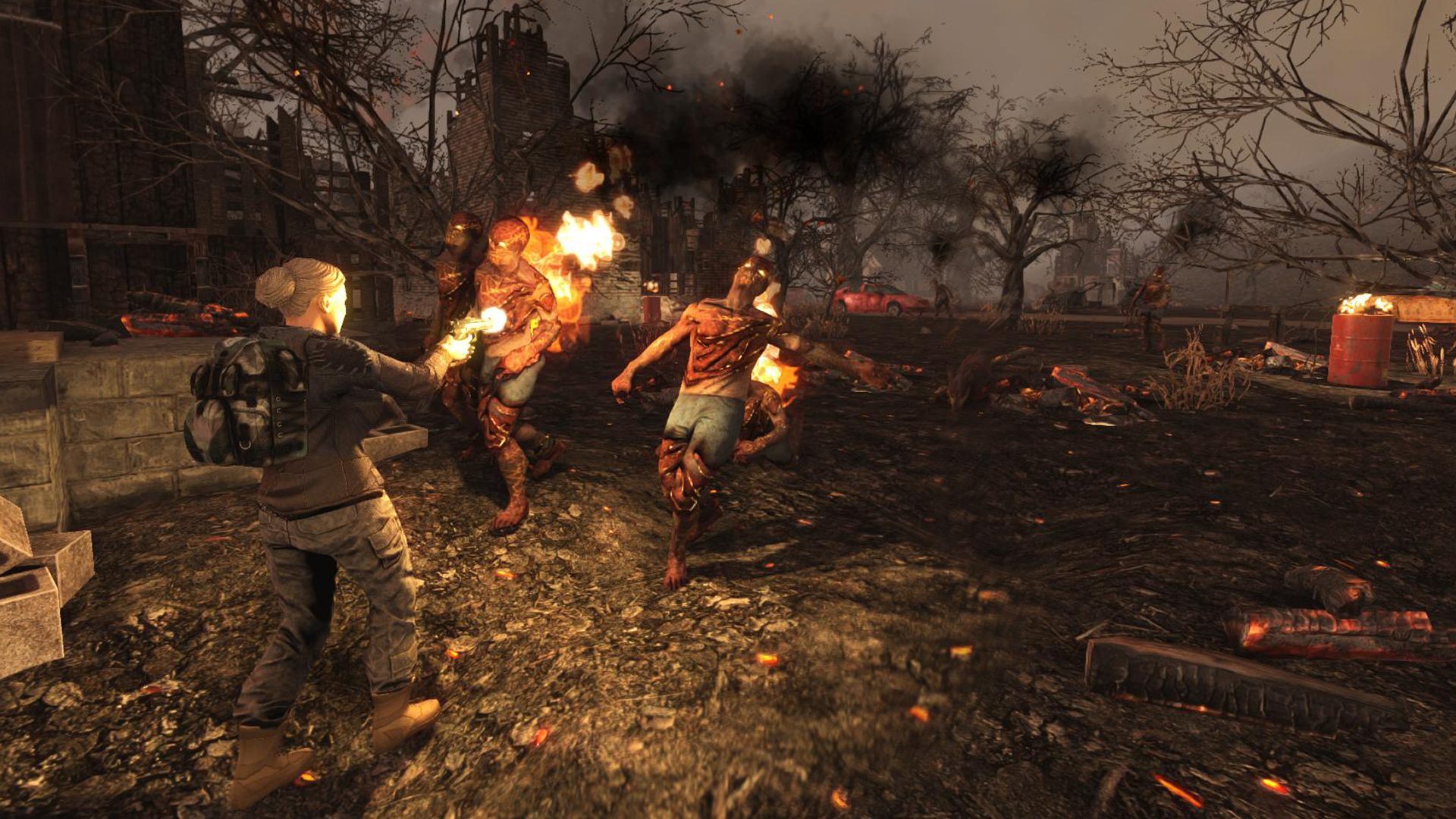 last day on earth survival zombie horde