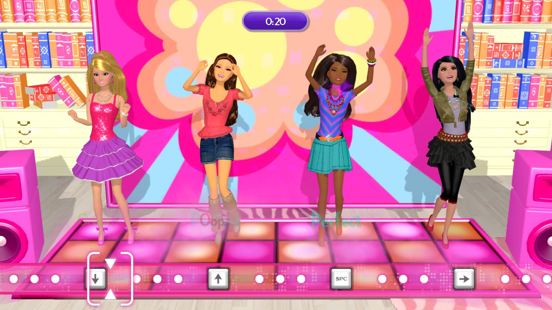 Dreamhouse, puzzle, party, barbie
