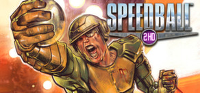 Speedball 2 HD cover art