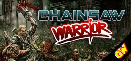 Game Banner Chainsaw Warrior