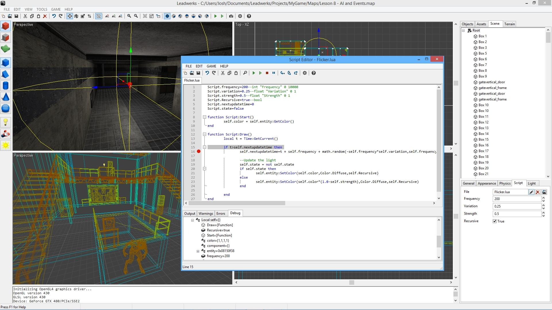 Leadwerks Game Engine