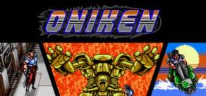 Oniken cover art