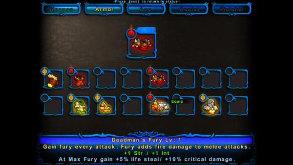 скриншот Valdis Story: Abyssal City 5
