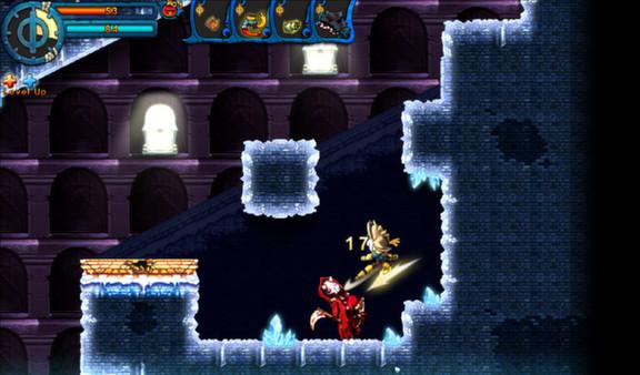 скриншот Valdis Story: Abyssal City 2