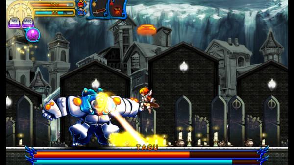 скриншот Valdis Story: Abyssal City 0