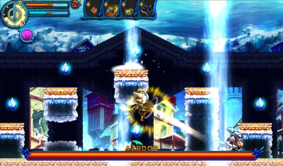 скриншот Valdis Story: Abyssal City 1