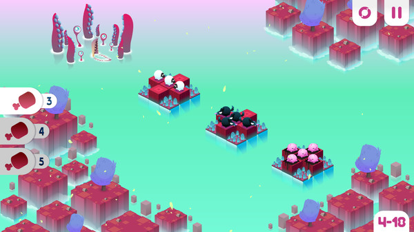 скриншот Divide by Sheep 5