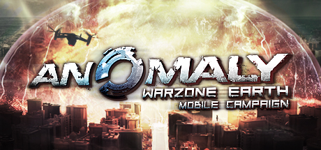 Game Banner Anomaly Warzone Earth Mobile Campaign