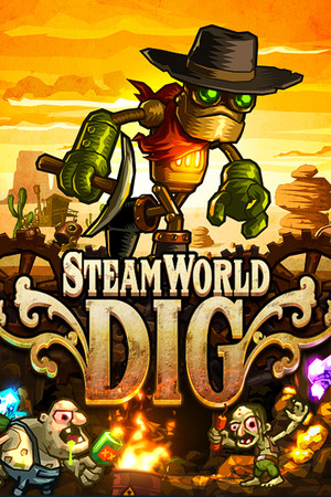 SteamWorld Dig poster image on Steam Backlog
