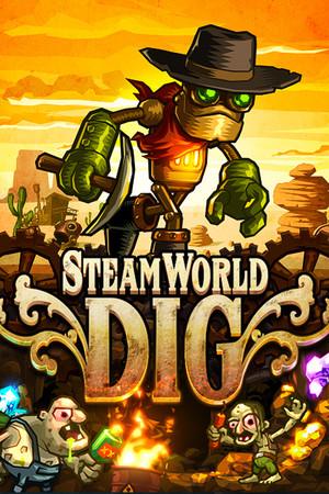 SteamWorld Dig poster image on Steam Backlog