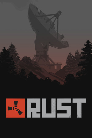 Rust poster image on Steam Backlog