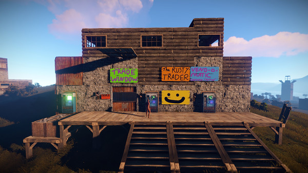 Rust Screenshot