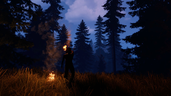 Screenshot of Rust