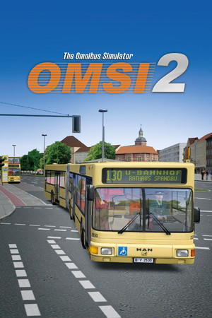 OMSI 2: Steam Edition poster image on Steam Backlog