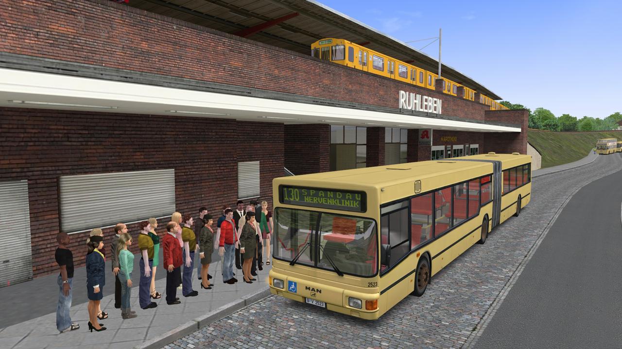 omsi der omnibussimulator demo
