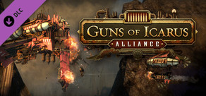 Guns of Icarus Online Alliance cover art