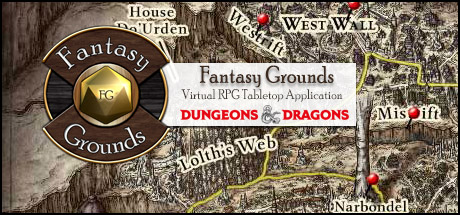 Fantasy Grounds on Steam