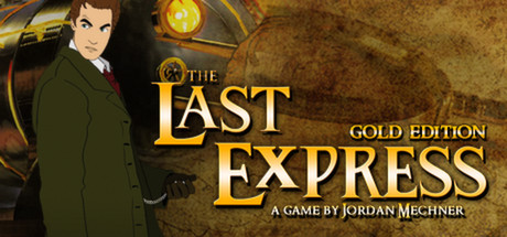 The Last Express Gold Edition cover art
