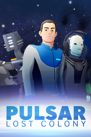 PULSAR: Lost Colony poster image on Steam Backlog