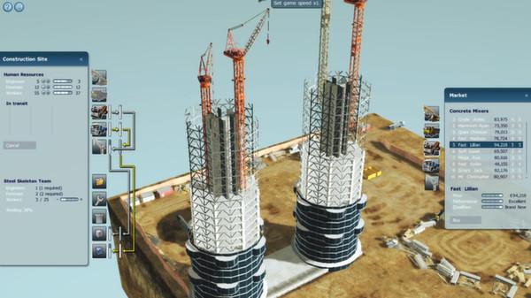Skyscraper Simulator