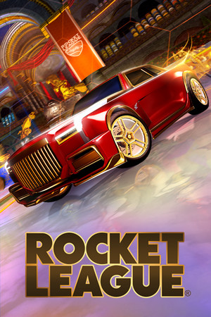Rocket League poster image on Steam Backlog