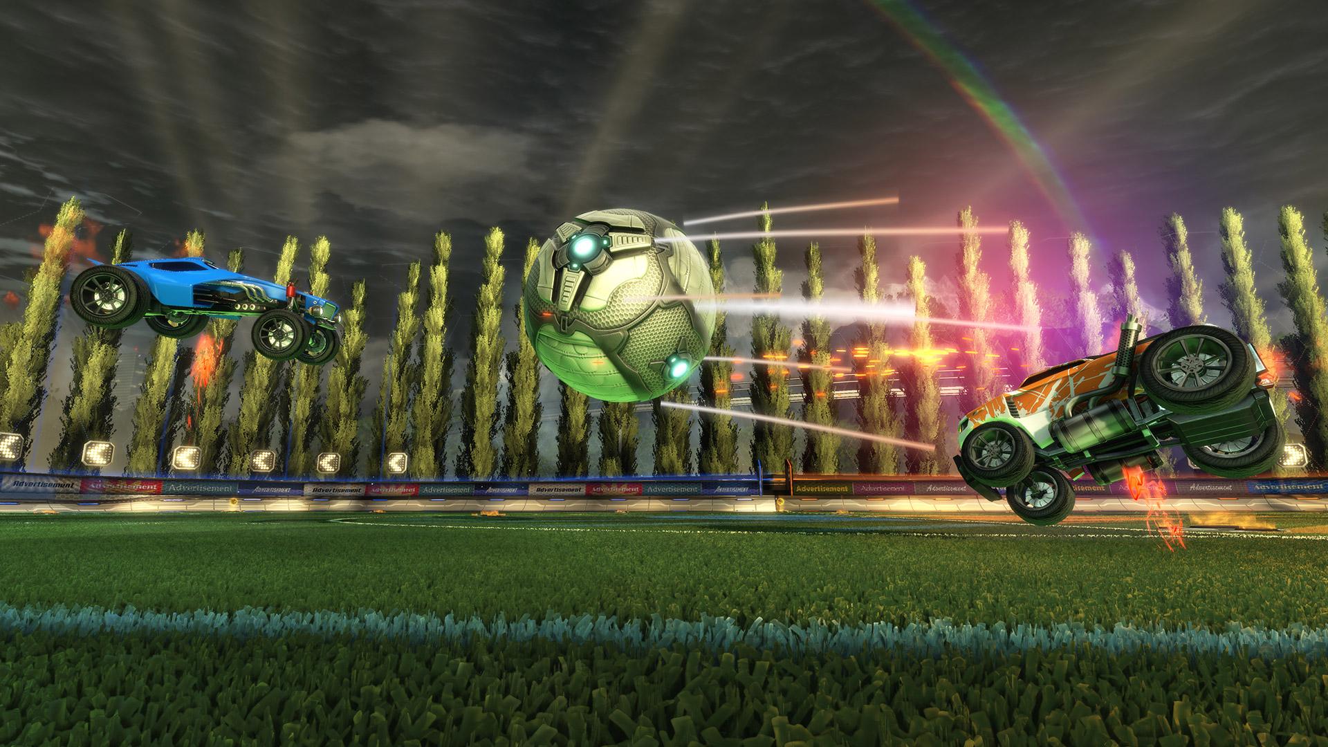 Rocket League® Resimleri
