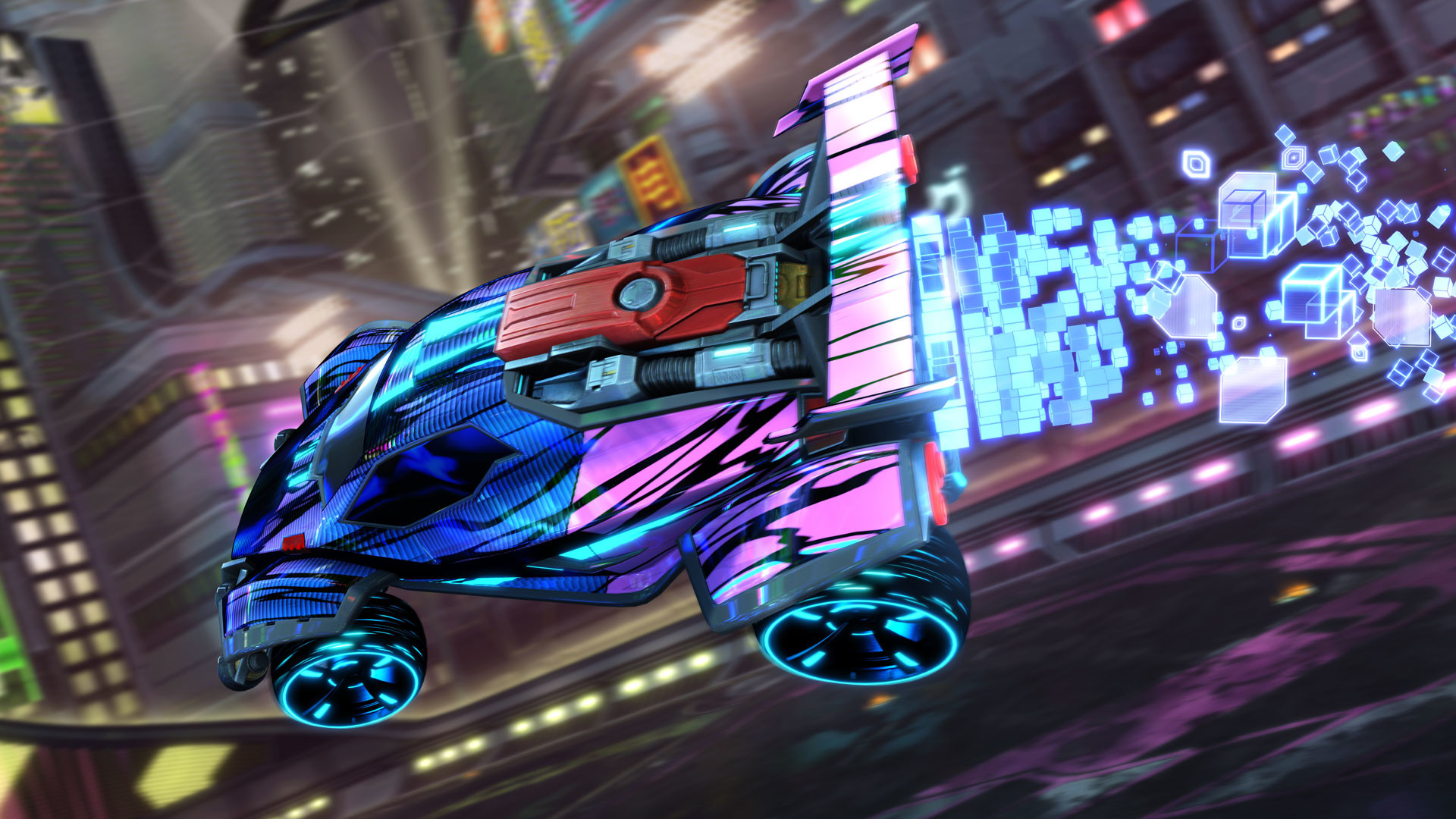 KHAiHOM.com - Rocket League®