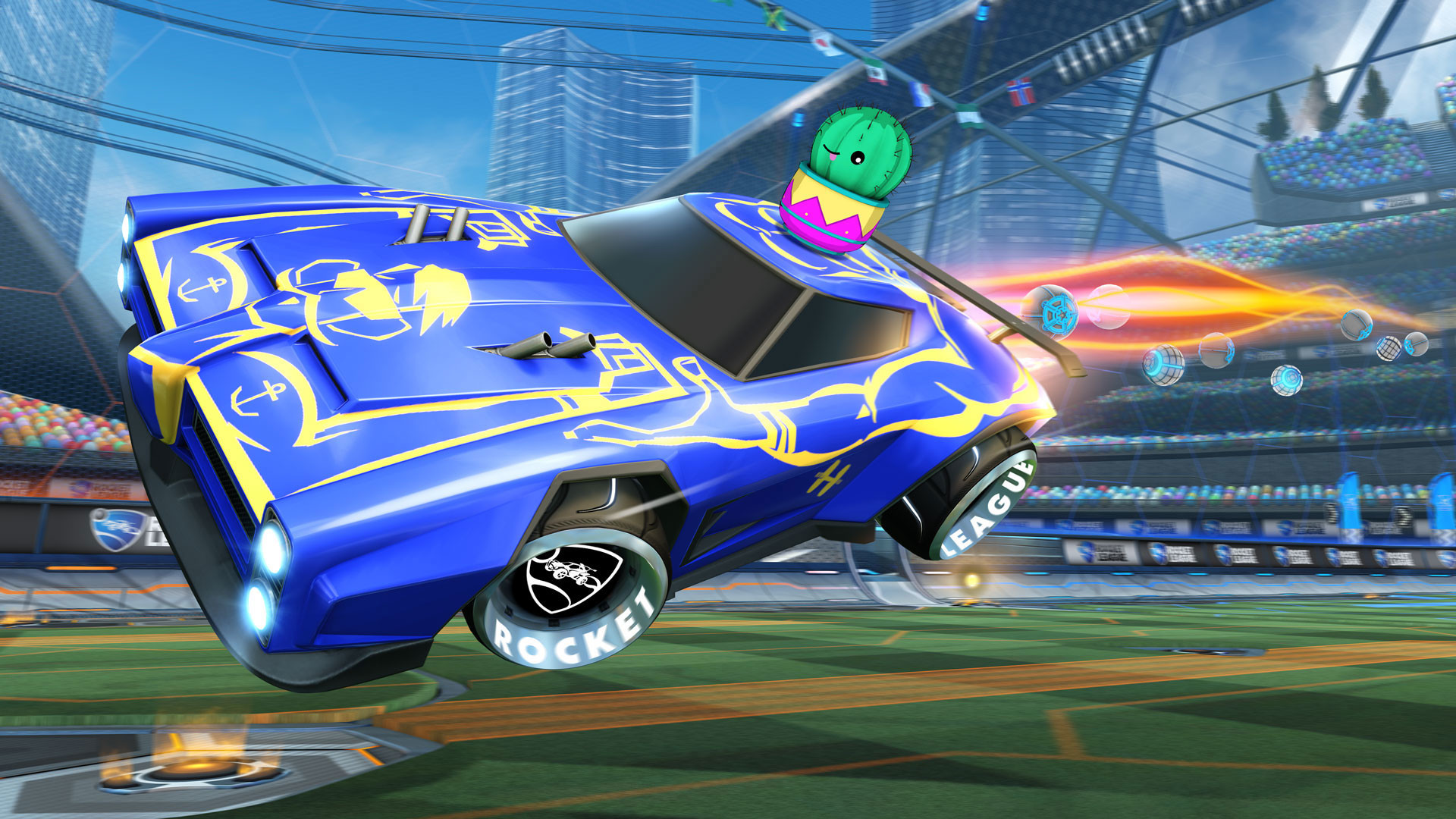 Find the best gaming PC for Rocket League®